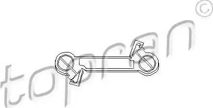 Topran 102847 - Levier de vitesse www.widencarpieces.com