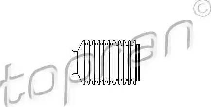 Topran 102802 - Joint-soufflet, direction www.widencarpieces.com