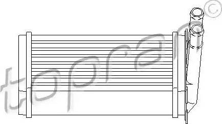 Topran 107407 - Système de chauffage www.widencarpieces.com