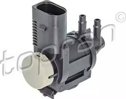 Topran 115383 - Distributeur, volet gaz d'échappement www.widencarpieces.com