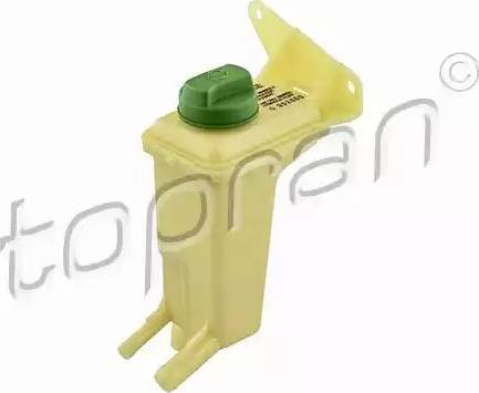 Topran 110689 - Vase d'expansion l'huile hydraulique, direction assistée www.widencarpieces.com