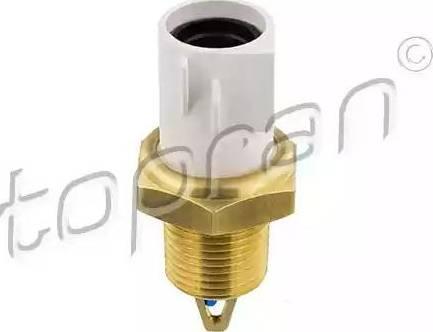 Topran 301 691 - Capteur, température de l'air d'admission www.widencarpieces.com