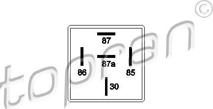 Topran 206689 - Minuterie multifonctions www.widencarpieces.com