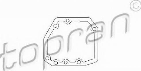 Topran 201539346 - Joint, boîtier de commande-boite de vitesse www.widencarpieces.com