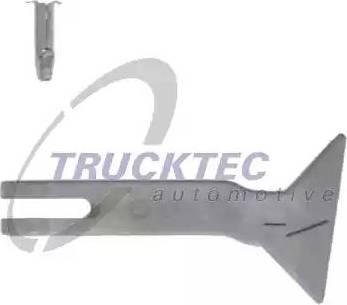 Trucktec Automotive 0260028 - Poignée, déverrouillage du capot www.widencarpieces.com