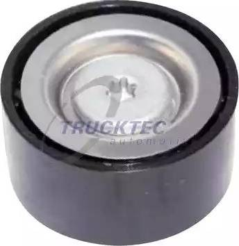 Trucktec Automotive 02.19.058 - Poulie renvoi/transmission, courroie trapézoïdale à nervures www.widencarpieces.com