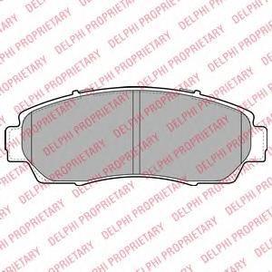 TRW GDB3581 - Kit de plaquettes de frein, frein à disque www.widencarpieces.com