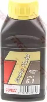 TRW PFB525 - Liquide de frein www.widencarpieces.com