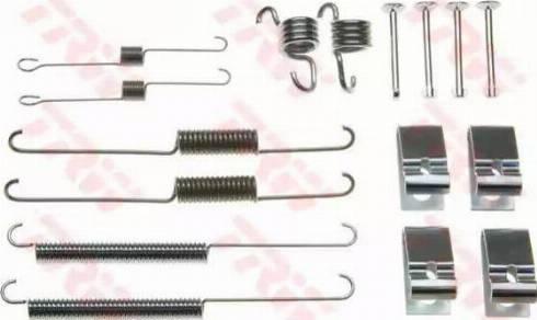 TRW SFK185 - Kit d'accessoires, mâchoire de frein www.widencarpieces.com