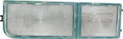 TYC 125083012 - Enjoliveur, projecteur antibrouillard www.widencarpieces.com