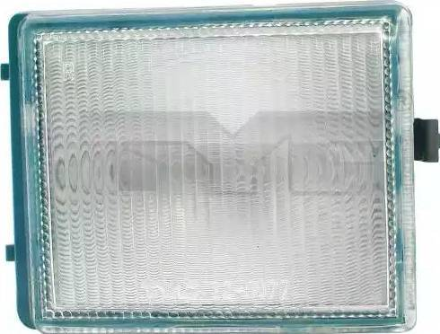TYC 125077012 - Enjoliveur, projecteur antibrouillard www.widencarpieces.com
