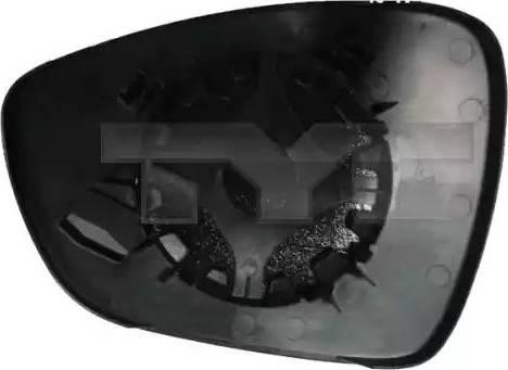 TYC 305-0169-1 - Verre de rétroviseur, rétroviseur extérieur www.widencarpieces.com