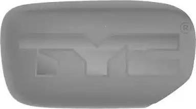 TYC 303-0001-2 - Revêtement, rétroviseur extérieur www.widencarpieces.com