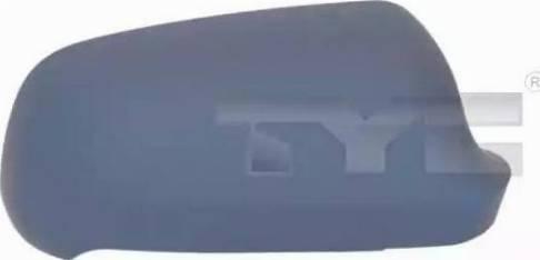 TYC 302-0047-2 - Revêtement, rétroviseur extérieur www.widencarpieces.com