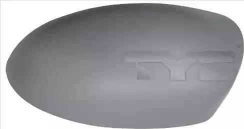 TYC 310-0029-2 - Revêtement, rétroviseur extérieur www.widencarpieces.com