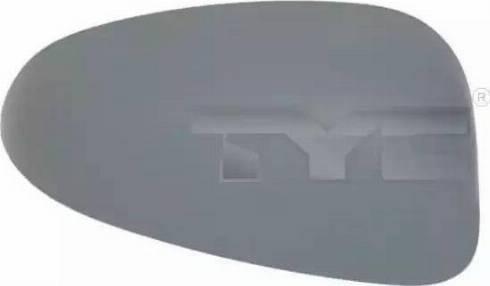 TYC 310-0143-2 - Revêtement, rétroviseur extérieur www.widencarpieces.com