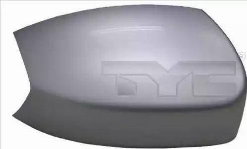 TYC 310-0127-2 - Revêtement, rétroviseur extérieur www.widencarpieces.com