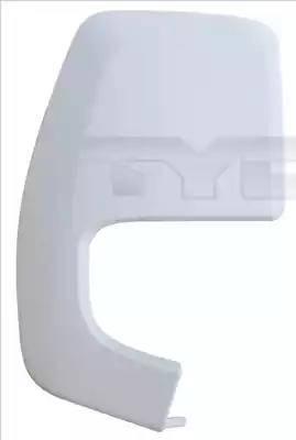 TYC 310-0213-2 - Revêtement, rétroviseur extérieur www.widencarpieces.com