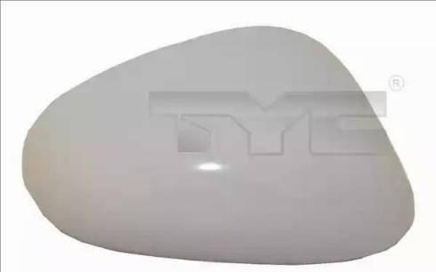 TYC 331-0056-2 - Revêtement, rétroviseur extérieur www.widencarpieces.com