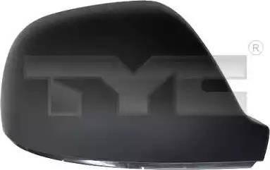 TYC 337-0190-2 - Revêtement, rétroviseur extérieur www.widencarpieces.com