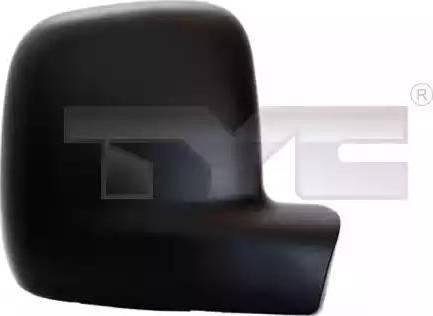 TYC 337-0145-2 - Revêtement, rétroviseur extérieur www.widencarpieces.com