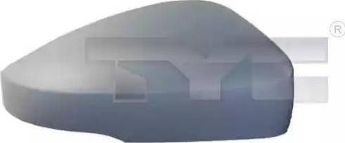TYC 337-0183-2 - Revêtement, rétroviseur extérieur www.widencarpieces.com