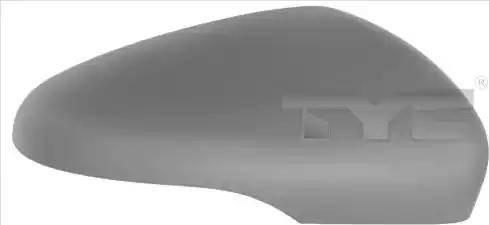 TYC 337-0173-2 - Revêtement, rétroviseur extérieur www.widencarpieces.com