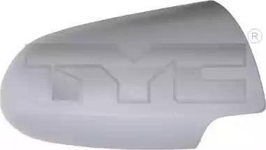 TYC 325-0045-2 - Revêtement, rétroviseur extérieur www.widencarpieces.com