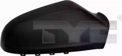 TYC 325-0059-2 - Revêtement, rétroviseur extérieur www.widencarpieces.com
