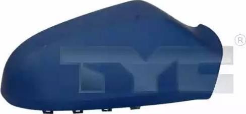 TYC 325-0061-2 - Revêtement, rétroviseur extérieur www.widencarpieces.com