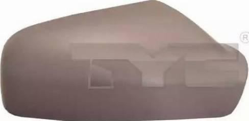 TYC 325-0013-2 - Revêtement, rétroviseur extérieur www.widencarpieces.com