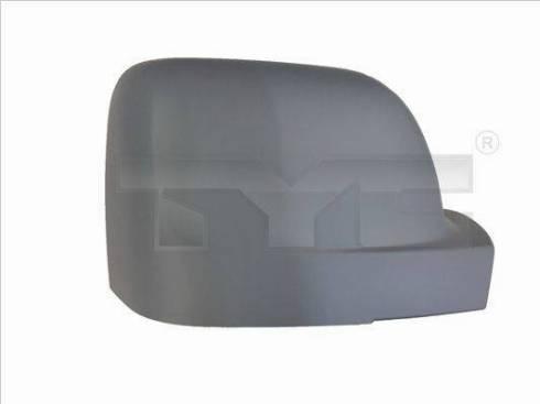 TYC 325-0186-2 - Revêtement, rétroviseur extérieur www.widencarpieces.com