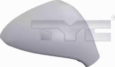 TYC 326-0085-2 - Revêtement, rétroviseur extérieur www.widencarpieces.com