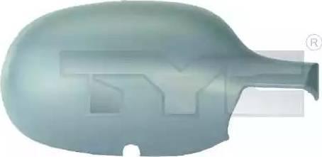TYC 328-0015-2 - Revêtement, rétroviseur extérieur www.widencarpieces.com