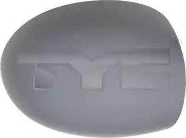 TYC 328-0169-2 - Revêtement, rétroviseur extérieur www.widencarpieces.com