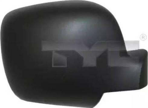 TYC 328-0113-2 - Revêtement, rétroviseur extérieur www.widencarpieces.com
