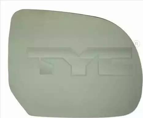 TYC 328-0175-1 - Verre de rétroviseur, rétroviseur extérieur www.widencarpieces.com