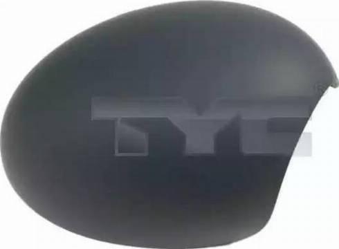 TYC 322-0007-2 - Revêtement, rétroviseur extérieur www.widencarpieces.com