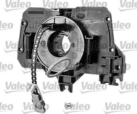 Valeo 251645 - Ressort tournant, Airbag www.widencarpieces.com