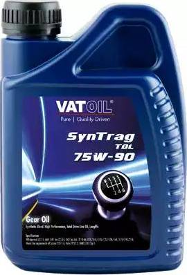 VatOil 50165 - Huile pour engrenage d'essieux www.widencarpieces.com