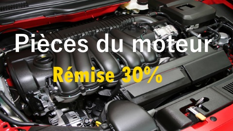 moteur pieces